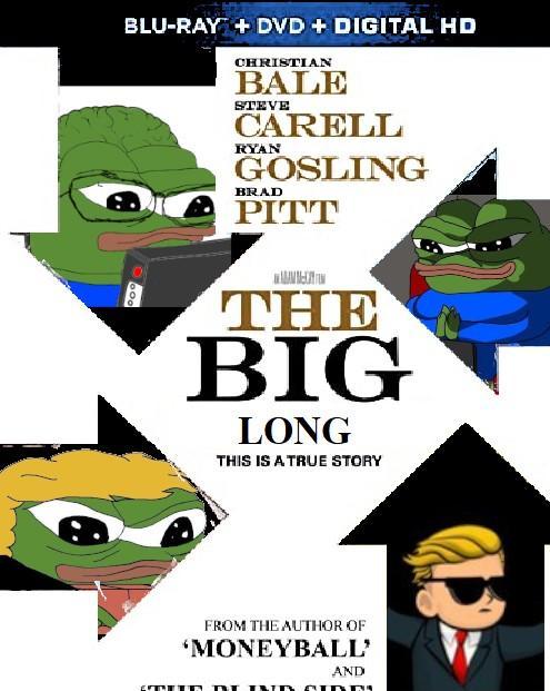 the big long, wallstreetbets meme